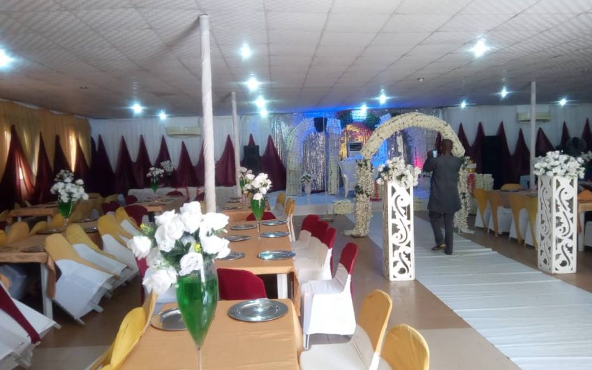 Jegreat Event Centre
