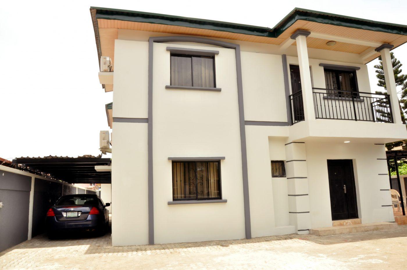 Duplex for sale at Omole Phase 1, Ikeja.